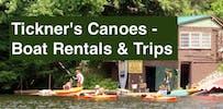Tickners Canoes