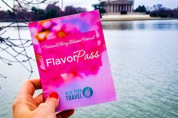 Image of Flavor Pass booklet