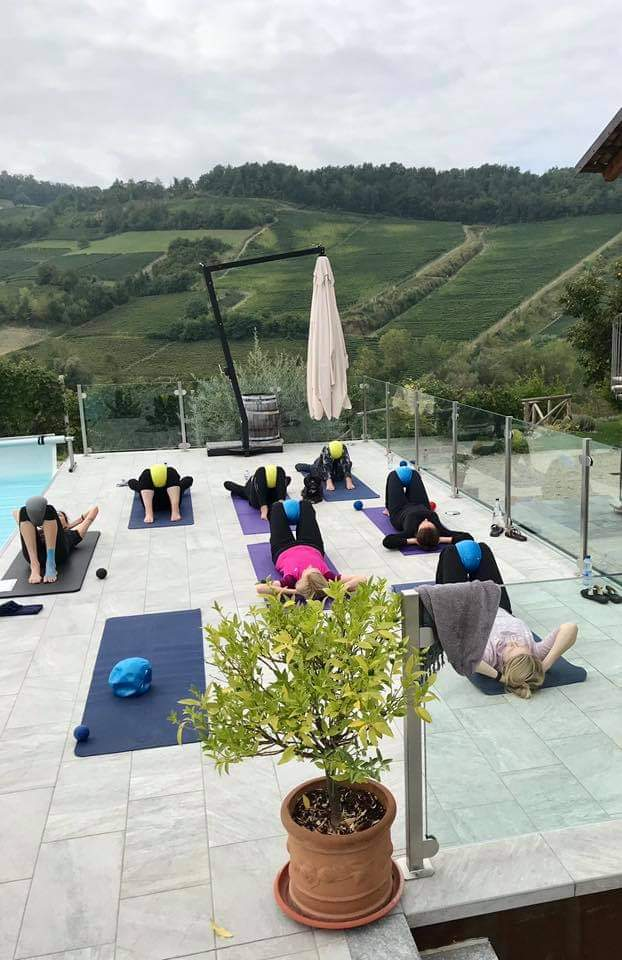 Pilates and meditation