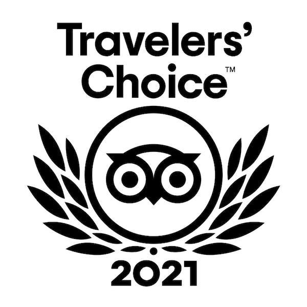 Tripadvisor 2021 Award