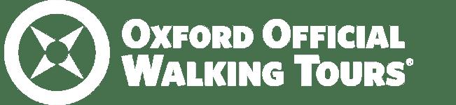 Oxford Official Walking Tours white logo