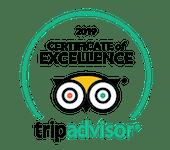 2019 TripAdvisor Certificate of Excellence