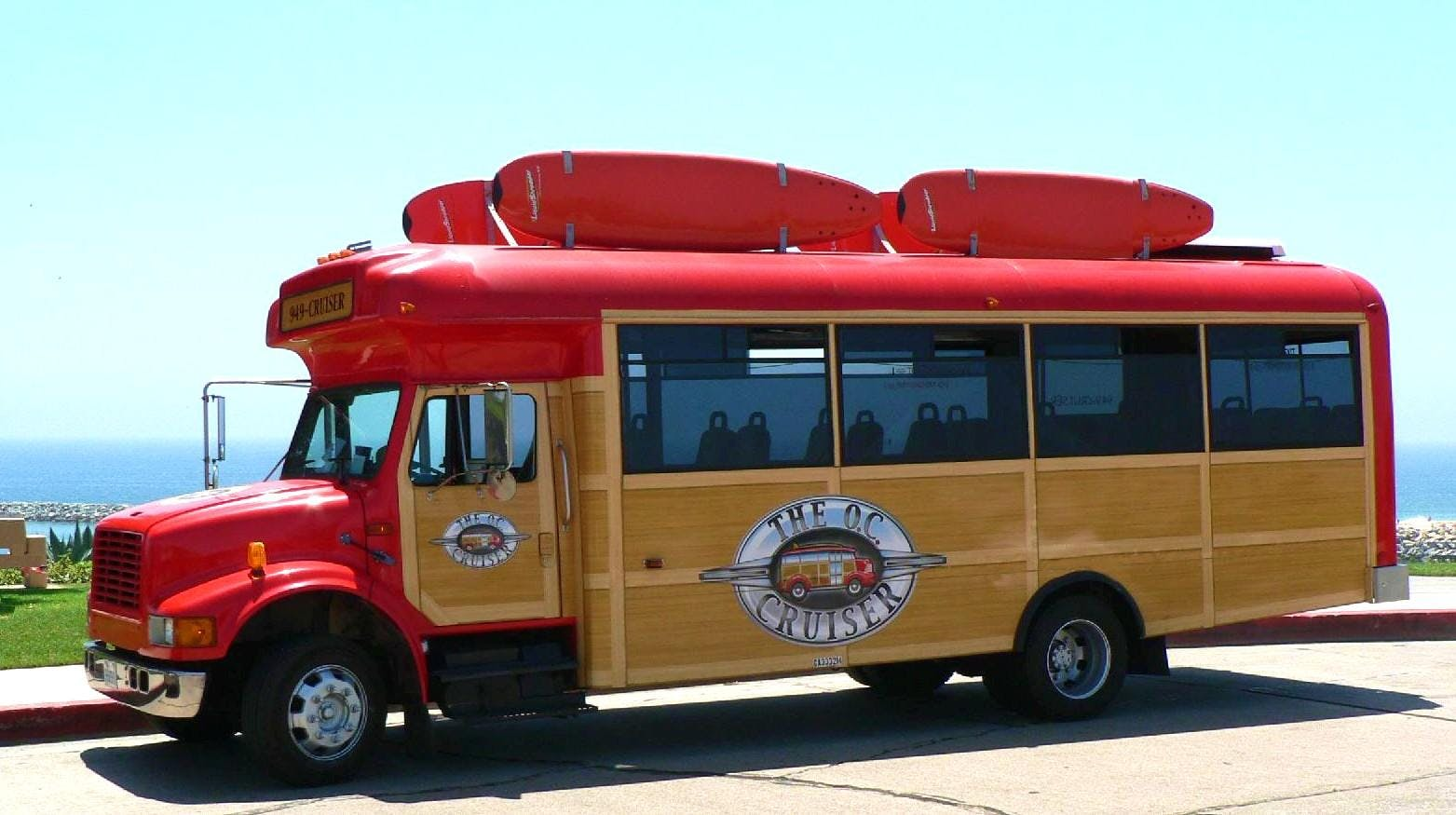 OC beach bus