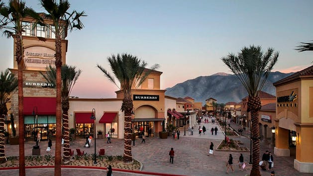 Desert Hills Premium Outlets Shopping Tour