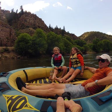 Float trips for families in Colorado