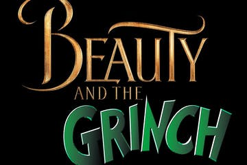 Beauty and the Grinch logo