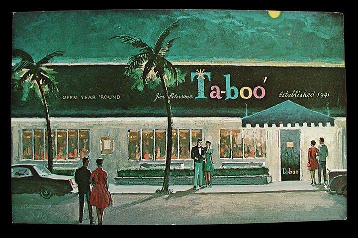 Ta Boo West Palm Beach Florida