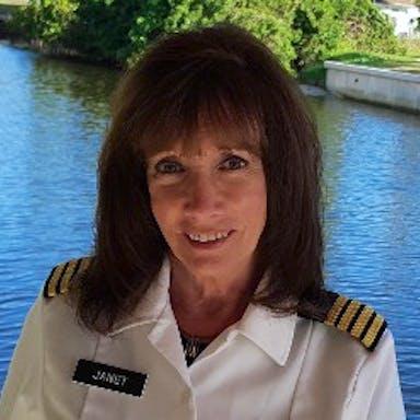 Captain Janet