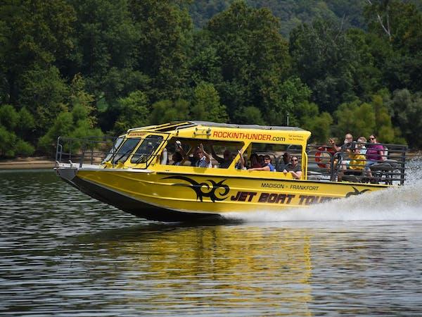 Rockin Thunder Jet Boat