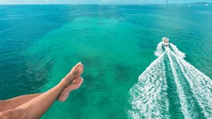 Parasailing Key West - Wannado Tours