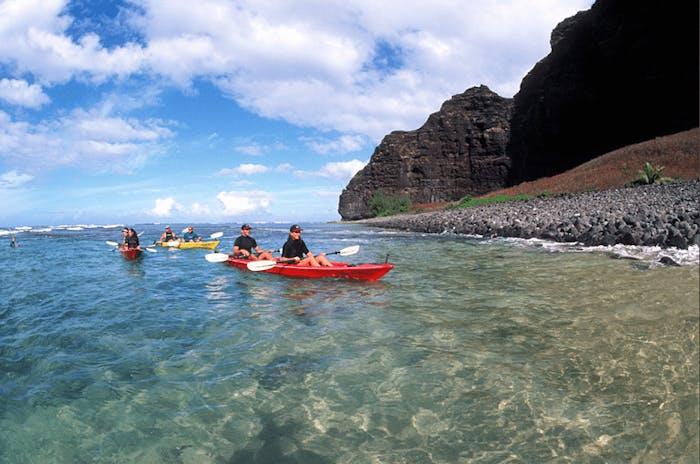 Kauai Kayak Tours | Outfitters Kauai