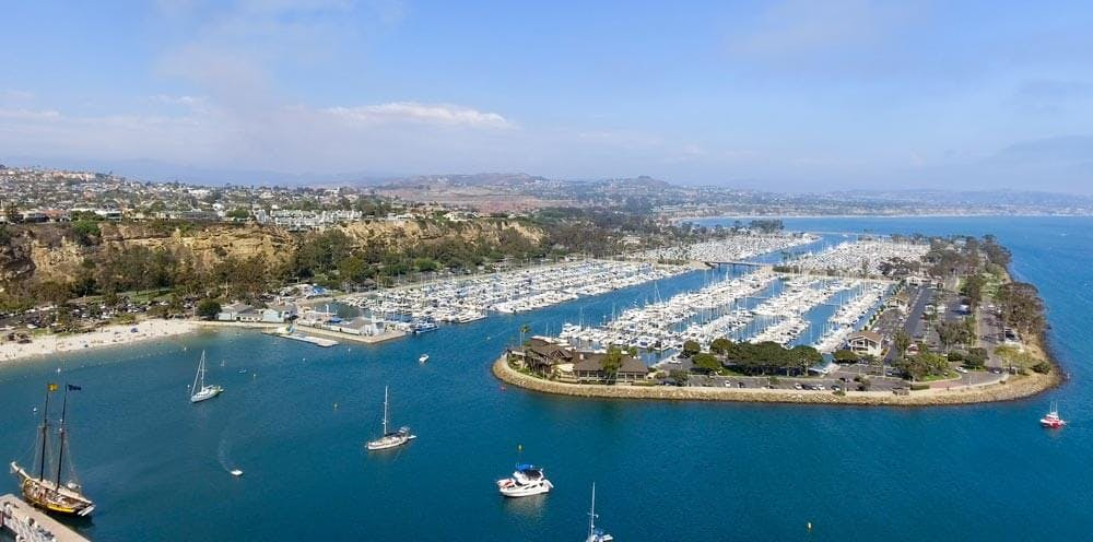 Dana Point Harbor Reopens After Oil Spill