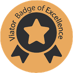 Viator Badge