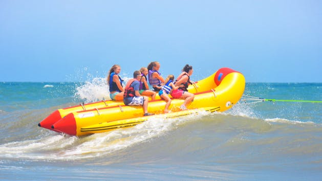 Banana Boat Rides Sline Watersports