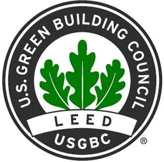 LEED US Green Building Council Logo