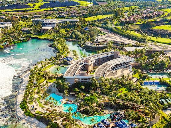Hilton Dolphins Big Island