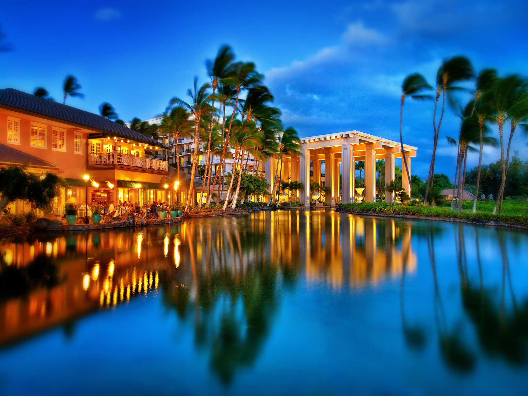 Hilton Waikoloa Village Facts