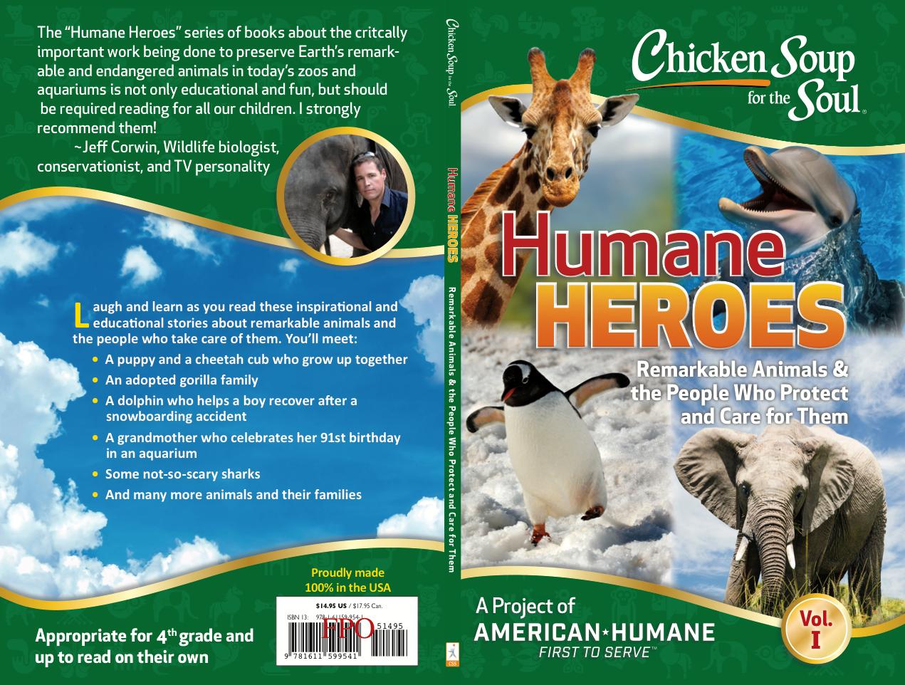 Humane Heroes vol 1