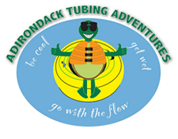 The Adirondack Tubing Logo