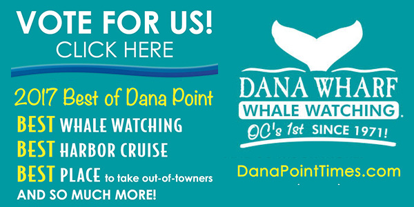 Vote for Dana Point Times Best of 2017