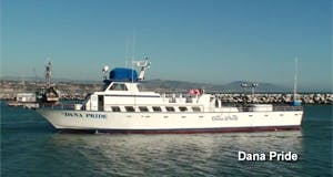 Dana Pride charter boat