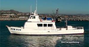 Sum Fun charter boat