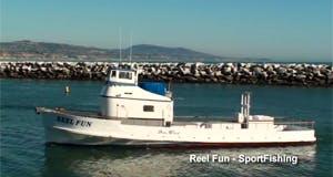 Reel Fun charter boat