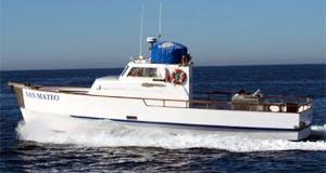 San Mateo charter boat