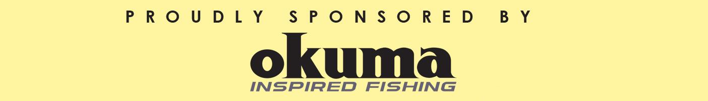 okuma logo. thanks to our sponsors okuma logo