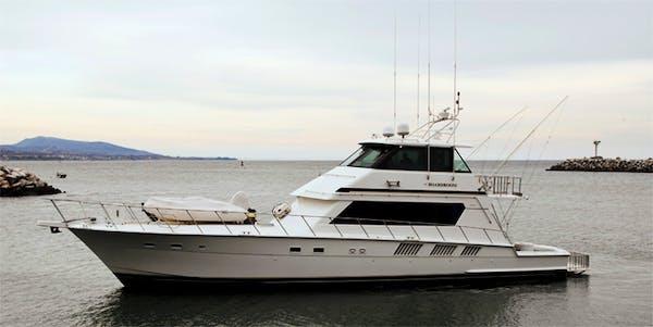 Boardroom I charter boat