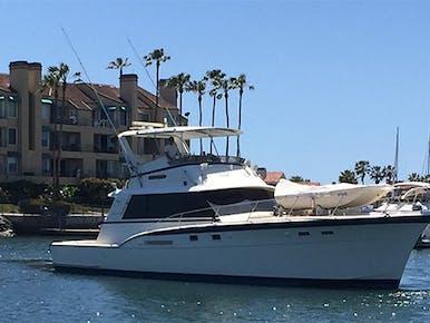 4-6 Person Fishing Yachts | Enjoy Coastal Waters | Dana Wharf