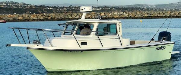 Boardroom II charter boat