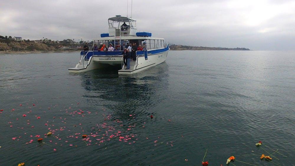 Dana Wharf Burials at Sea