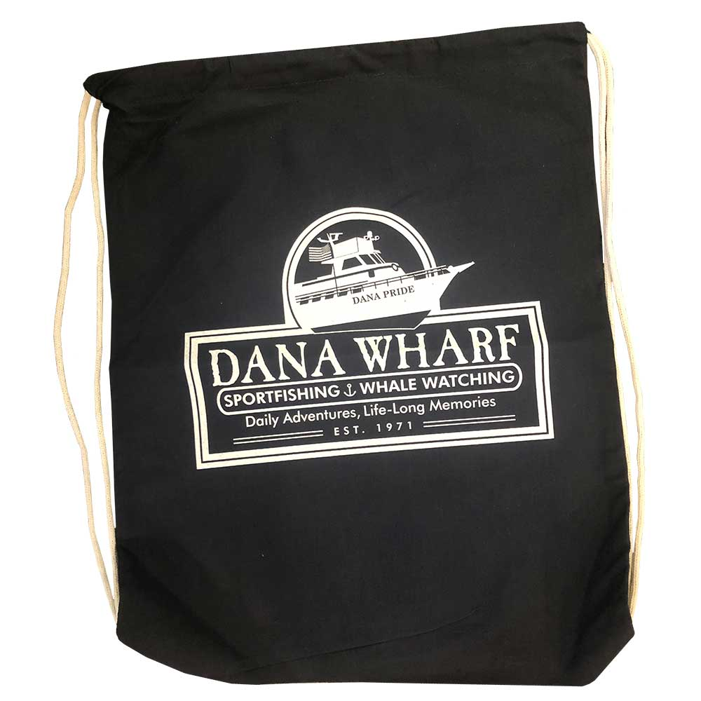 Dana Wharf Draw String Backpack