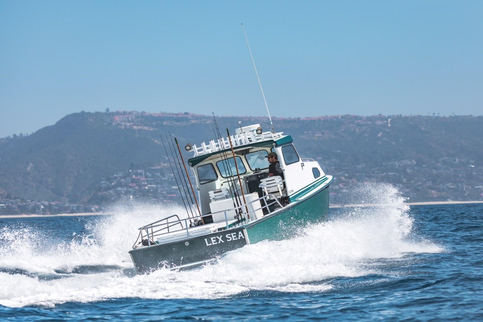Sportfishing Charters | Private Boat Charter | Dana Wharf