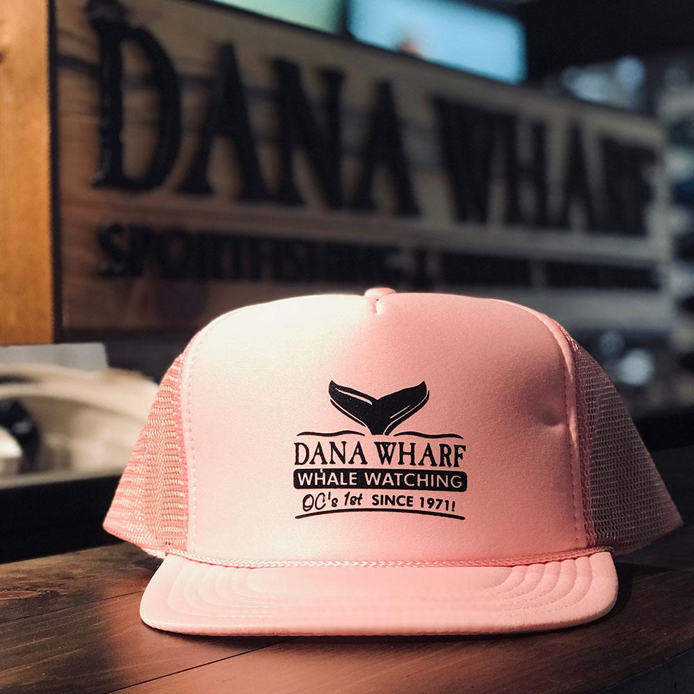 Dana Wharf hat - pink