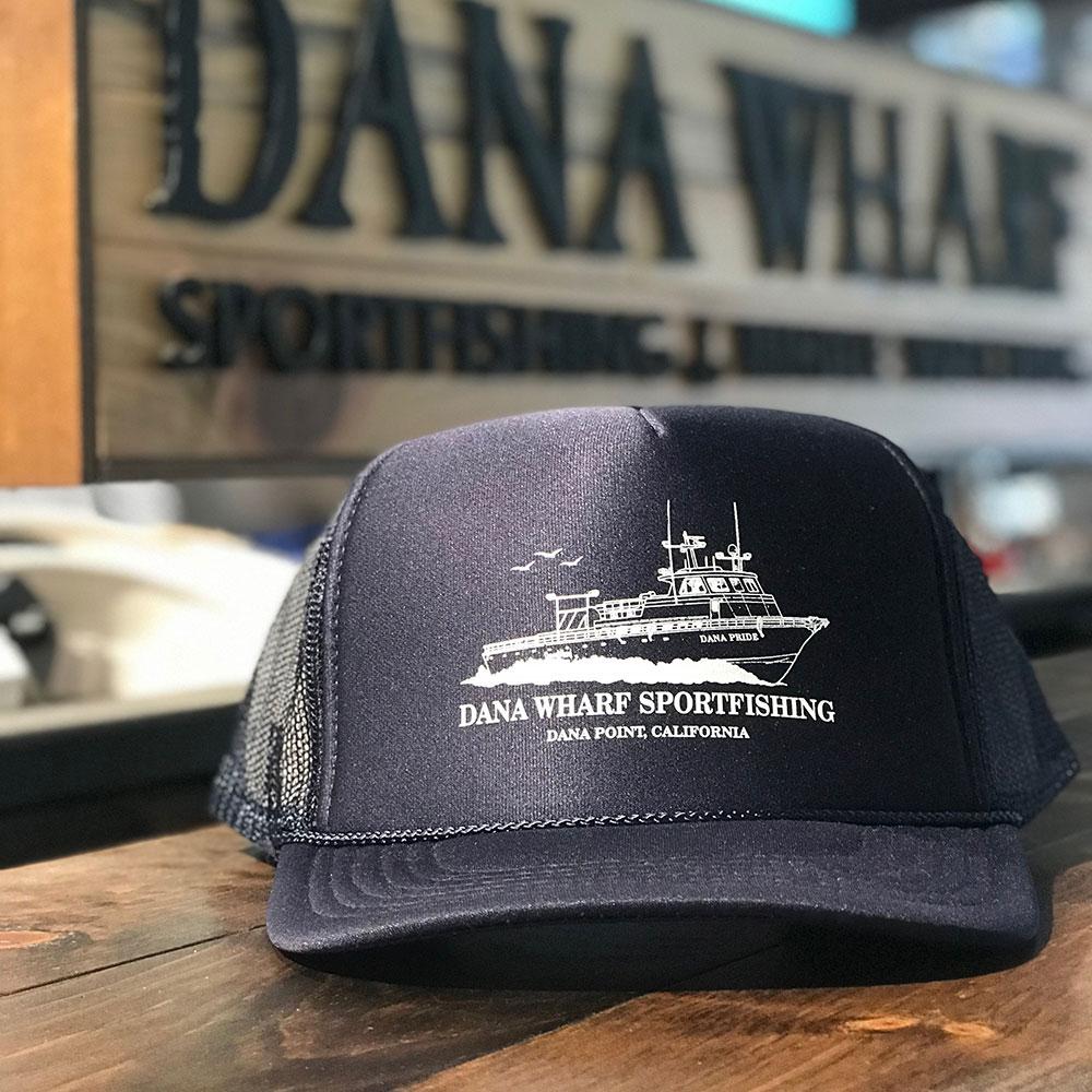 Dana Wharf hat - navy