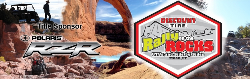 Rally On the Rocks Moab offroad