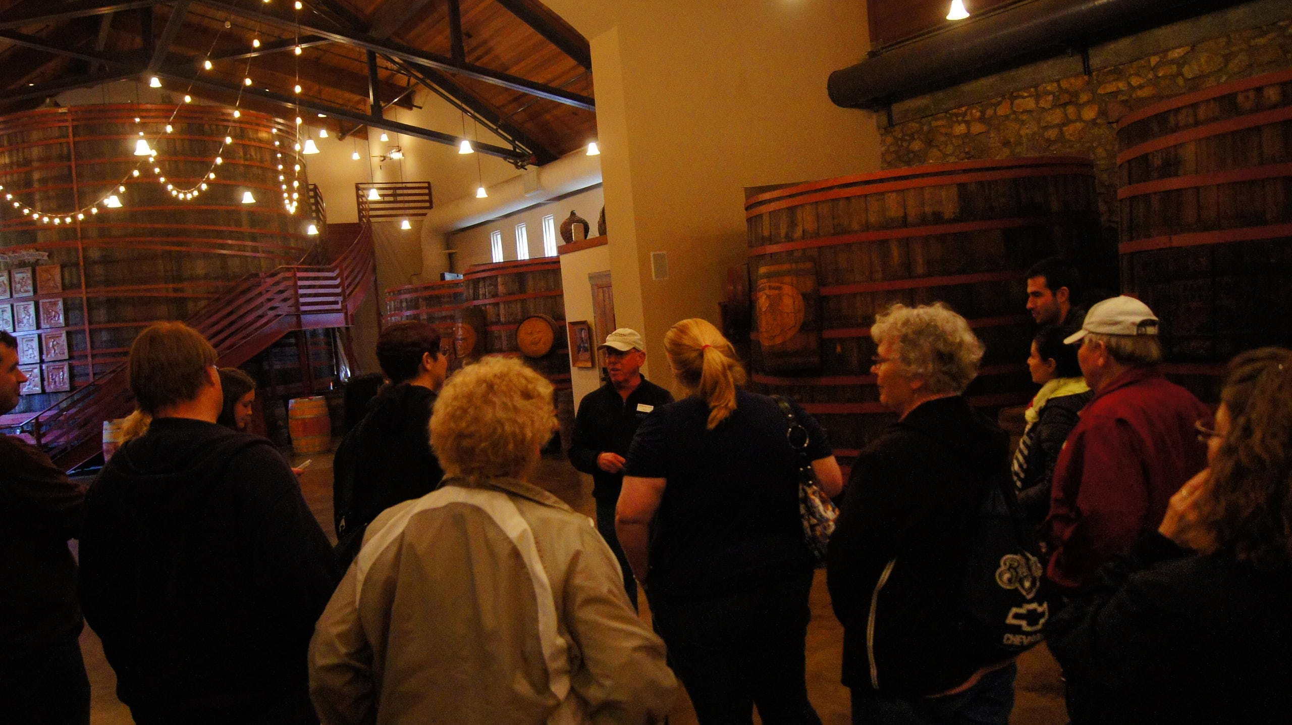 Wine County Tour Tasting Experience w Lunch Add on image 5