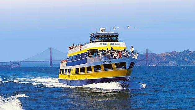 Muir Woods Tour W Sausalito Ferry Boat Return Tower Tours