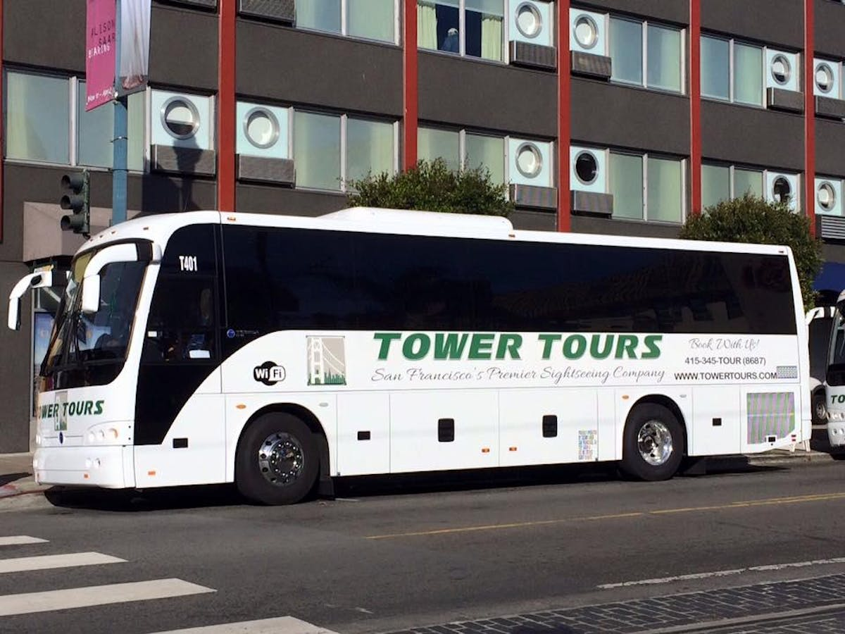 tower tours bus