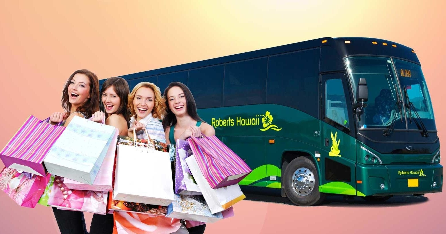 The Waikele Outlet Shopping Shuttle is the hassle free way to go shopping  for bargains in over 50 legendary brand name stores. Let Roberts Hawaii  worry ...