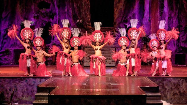 Magic Of Polynesia Dinner Show Waikiki Roberts Hawaii