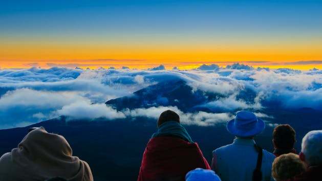 Maui Tours Haleakala Sunrise
