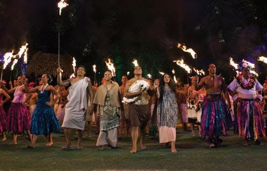 Polynesian Cultural Center Oahu Hawaii Roberts Hawaii