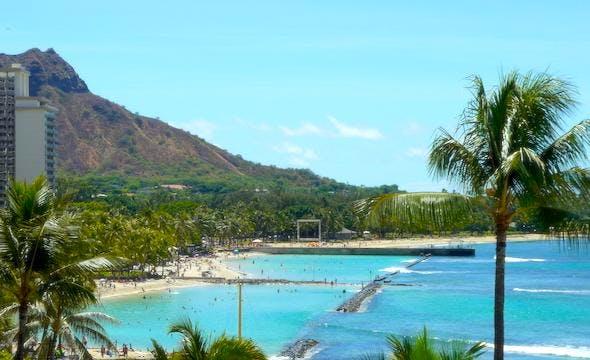 King Tide Waikiki