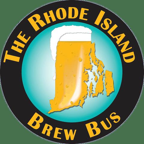 Rhode Island brew bus logo