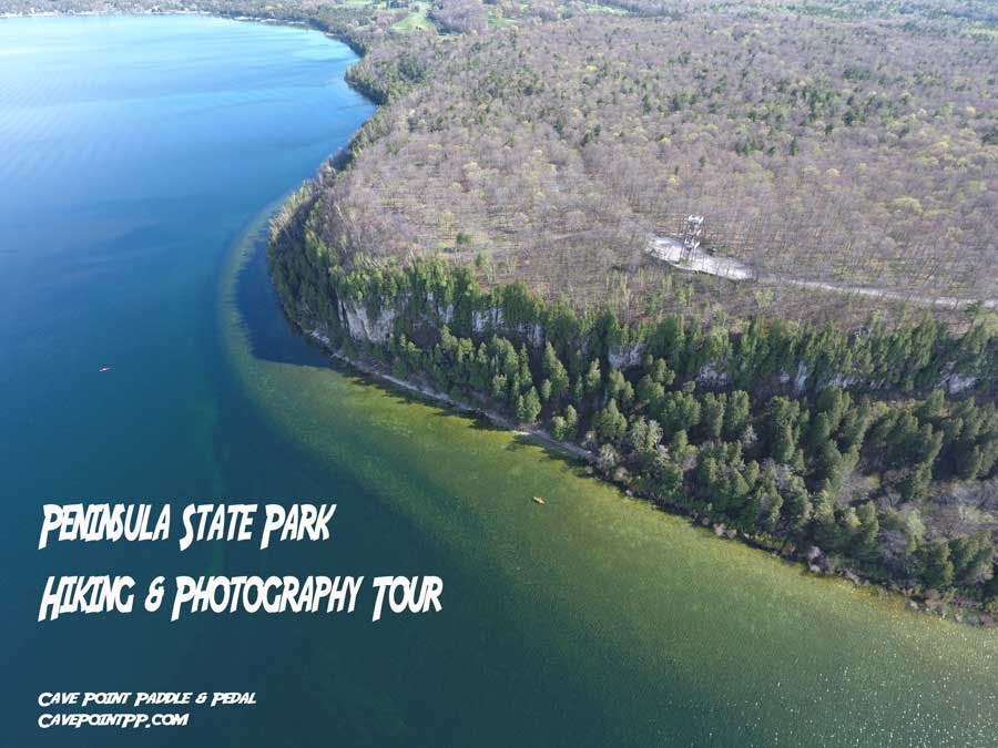 Peninsula State Park Hiking & Photography Tour