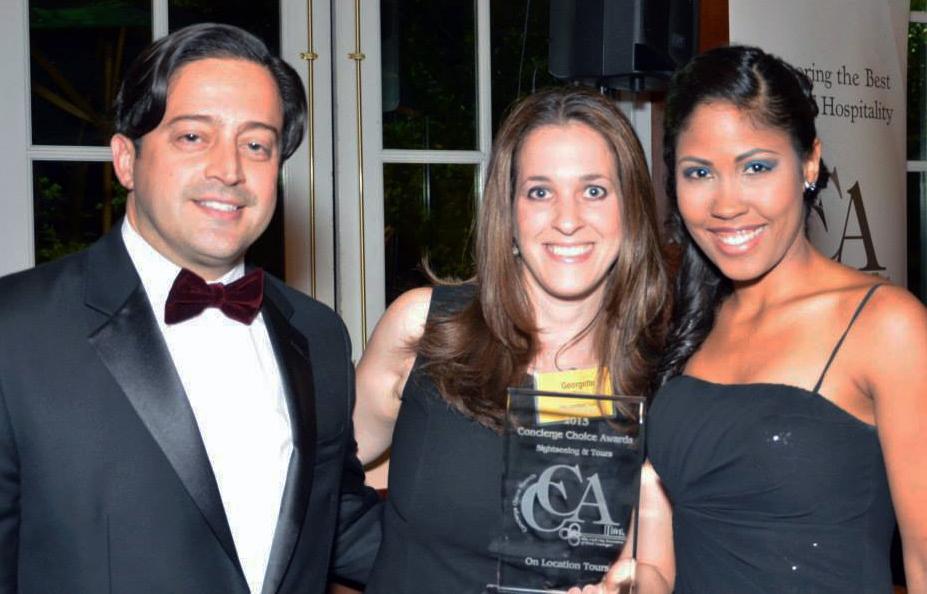 2013 Concierge Choice Award