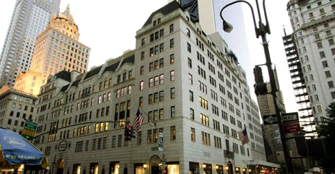 Sex in the city movie locations